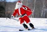 Ski cu MosCraciun